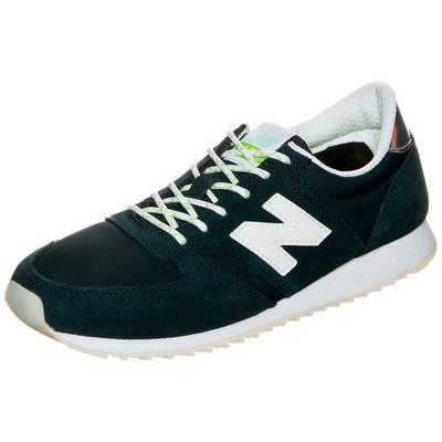 NEW BALANCE WL420-AZC-B Sneaker Damen petrol / silber