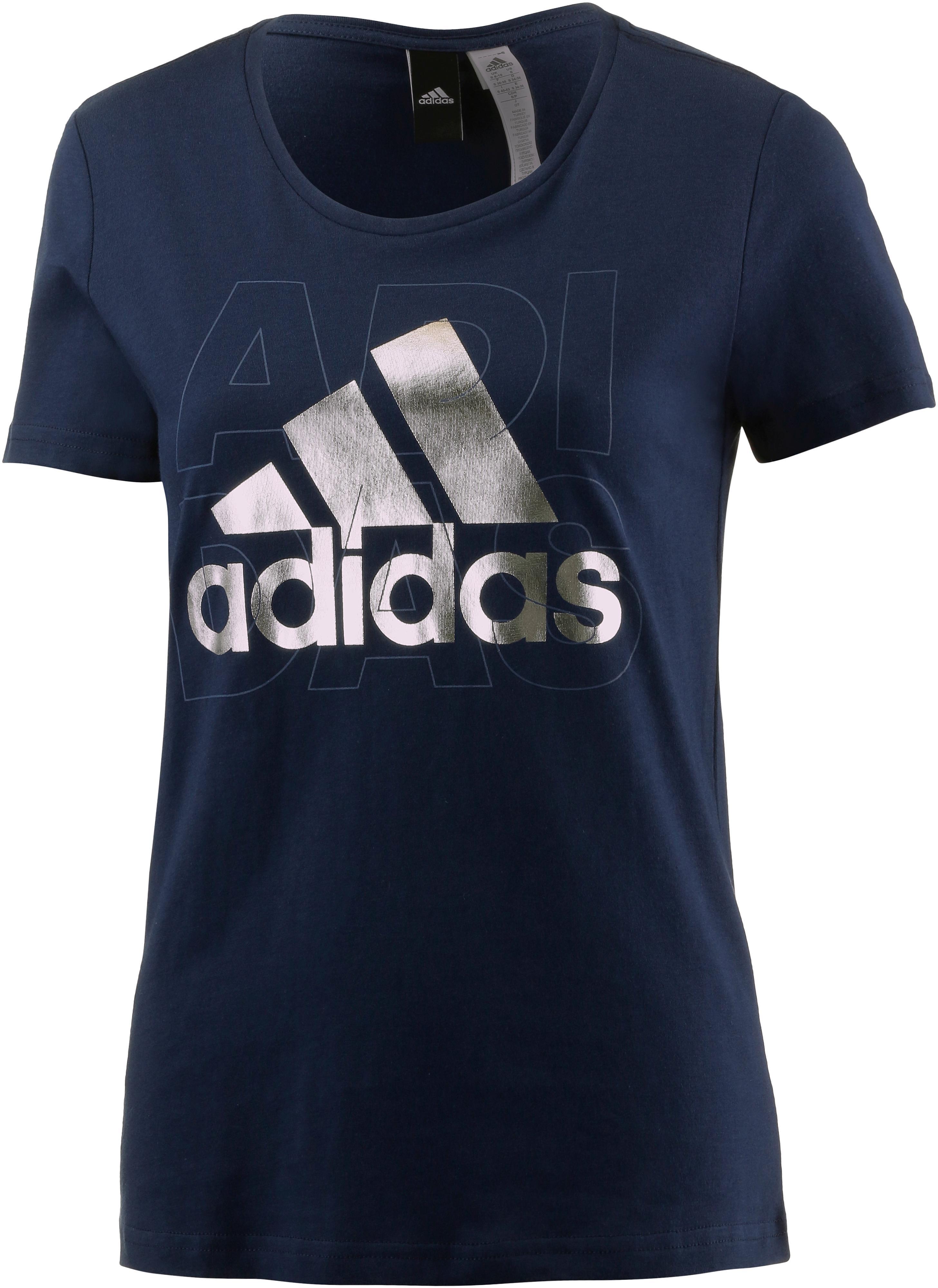 adidas t-shirt damen xs