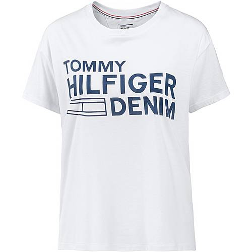 Tommy Hilfiger T-Shirt Damen weiß