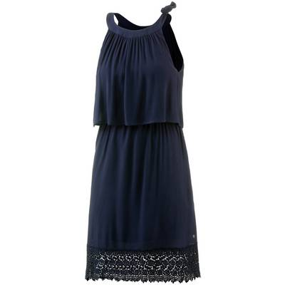 TOM TAILOR Minikleid Damen real navy blue