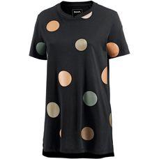 Bench T-Shirt Damen black beauty