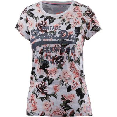 Superdry T-Shirt Damen bunt
