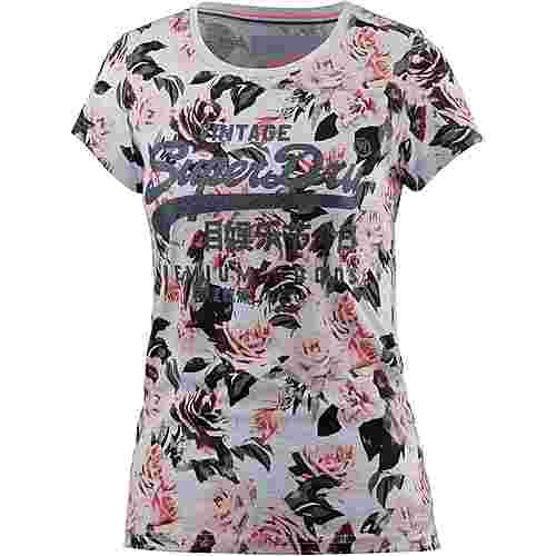 Superdry T-Shirt Damen bunt