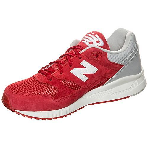NEW BALANCE M530SPC-D Sneaker Herren rot / weiß