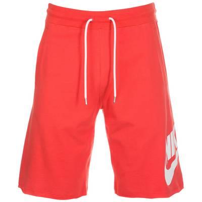 Nike FT GX 1 Shorts Herren rot / weiß