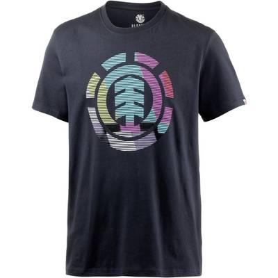 Element VHS SS T-Shirt Herren blau