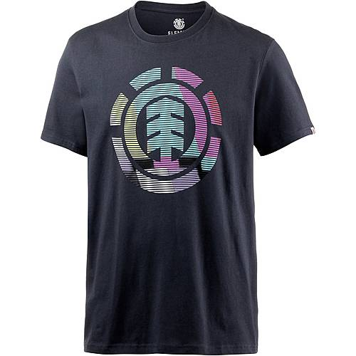 Element VHS SS T-Shirt Herren blau