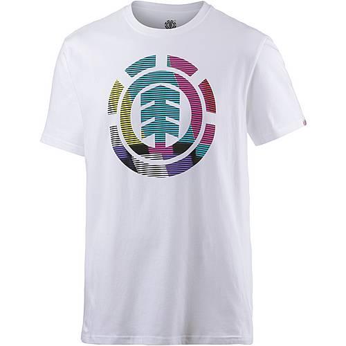 Element VHS SS T-Shirt Herren weiß