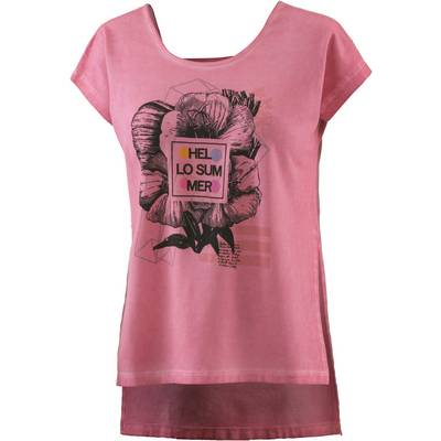 Jockey T-Shirt Damen pink
