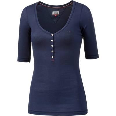 Tommy Hilfiger T-Shirt Damen dunkelblau