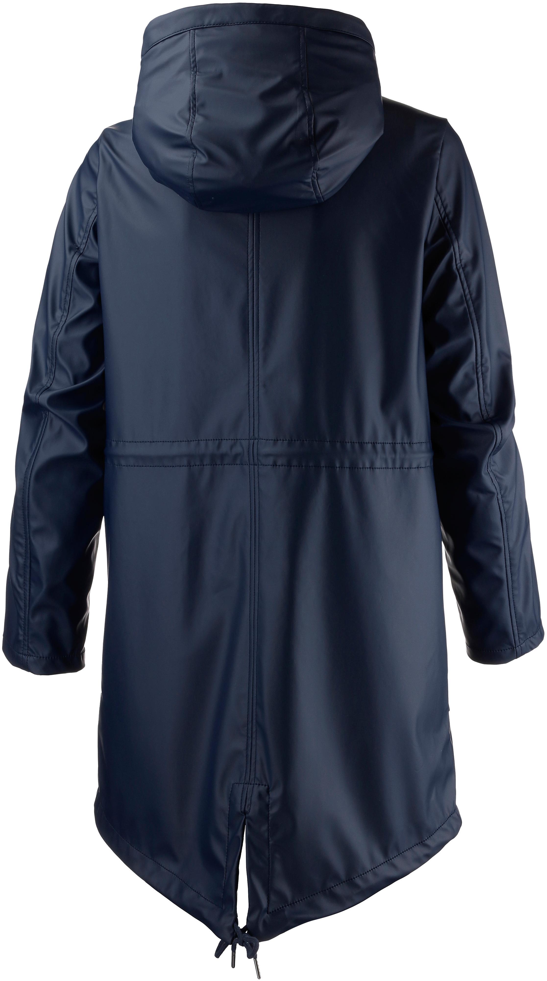 gehobene Qualität Waren des täglichen Bedarfs 2019 Ausverkauf Tommy Hilfiger Regenjacke Damen dunkelblau im Online Shop von SportScheck  kaufen