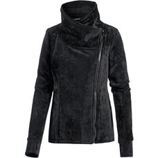 Bench Fleecejacke Damen black beauty