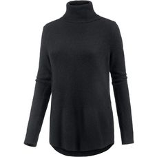 Bench Strickpullover Damen black beauty