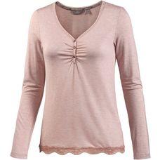 Jockey Langarmshirt Damen rosa