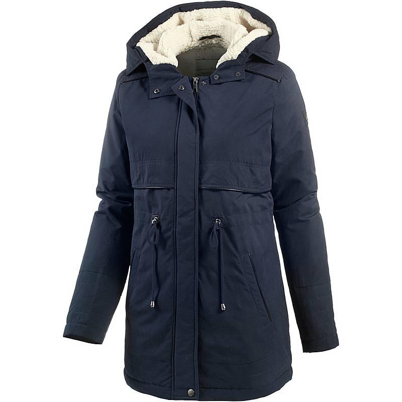 TOM TAILOR Parka Damen real navy blue im Online Shop von SportScheck ... df5e9e0b08