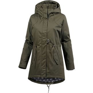 Elvine Fia Parka Damen army green