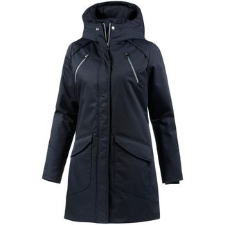 Elvine Kate Parka Damen dark navy