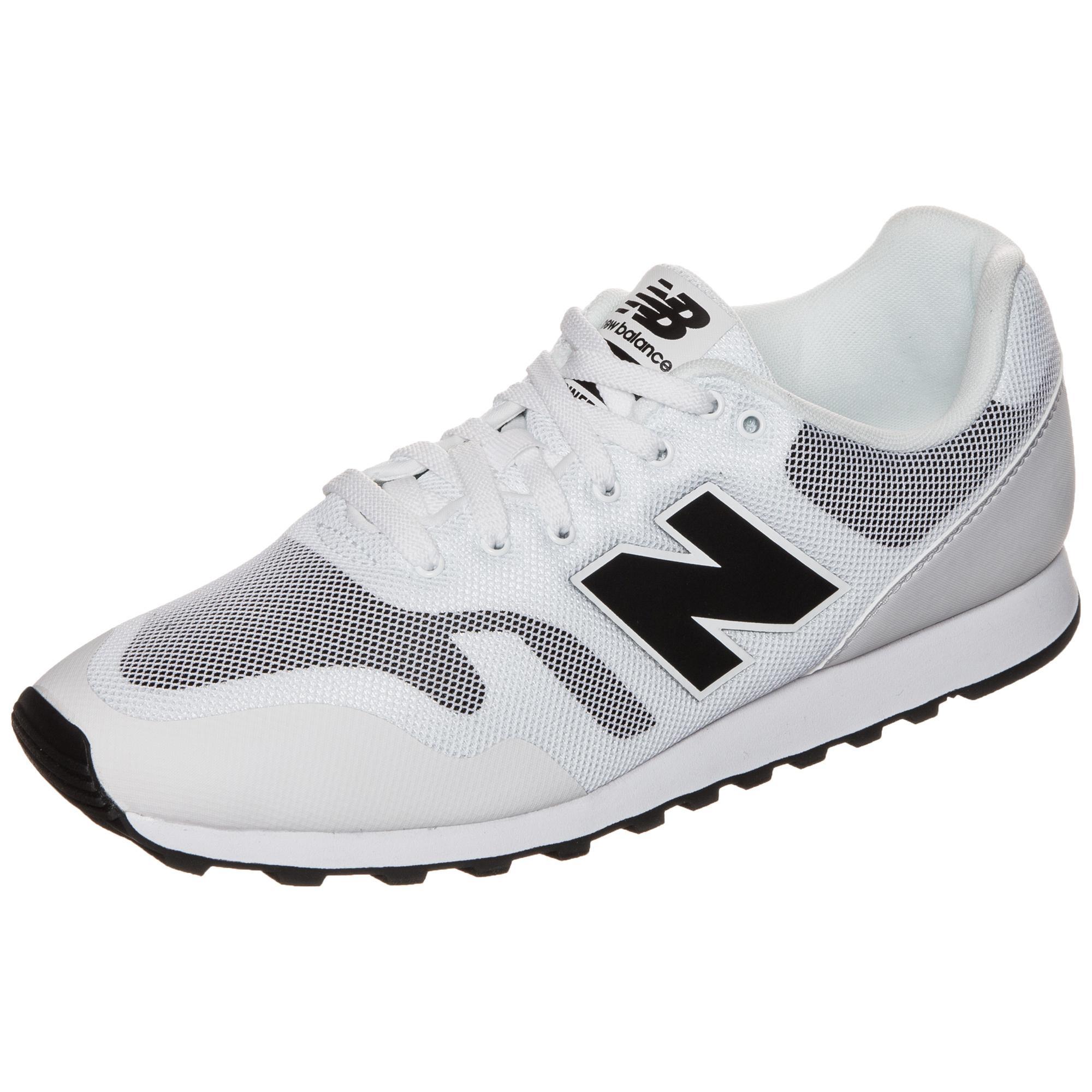 san francisco 35cc2 e8072 NEW BALANCE MD373-WG-D Sneaker Herren weiß / schwarz im Online Shop von  SportScheck kaufen