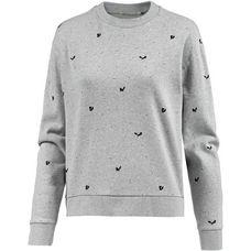 ARMEDANGELS Sweatshirt Damen gray melange