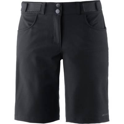 Ziener Pirka X-Funcion Bike Shorts Damen schwarz