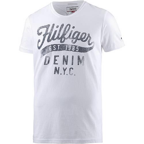 Tommy Hilfiger Printshirt Herren weiß