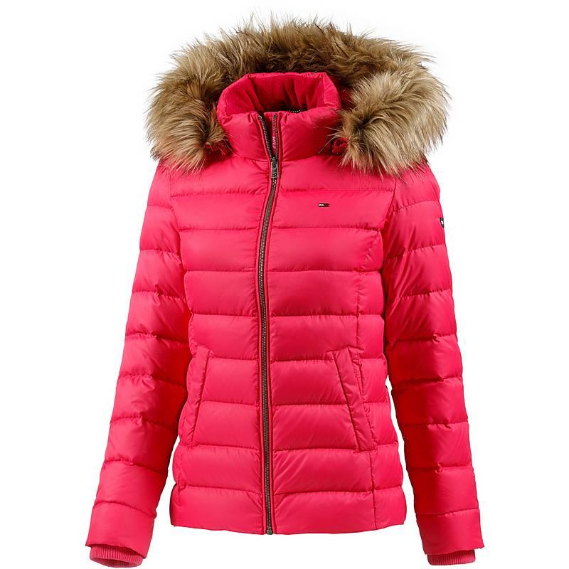 Tommy Hilfiger Daunenjacke Damen pink im Online Shop von SportScheck ... aaf3a20bb8