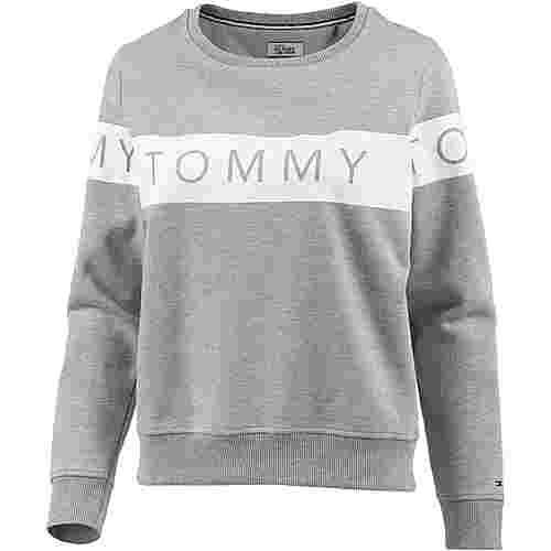 Tommy Hilfiger Sweatshirt Damen graumelange