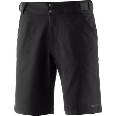 Ziener Philias X-Function Bike Shorts Herren schwarz