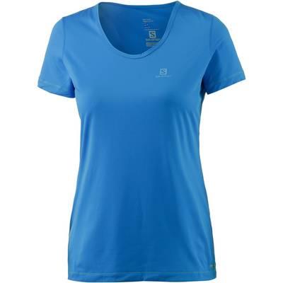 Salomon Mazy T-Shirt Damen pool