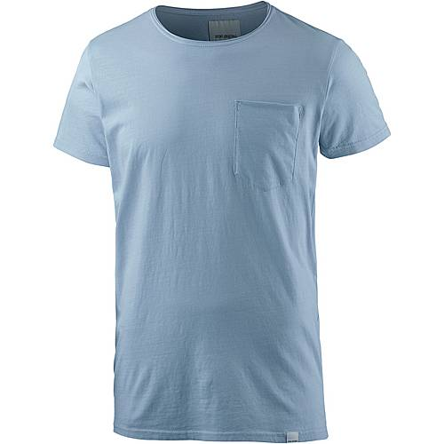 Shine Original T-Shirt Herren blue fog