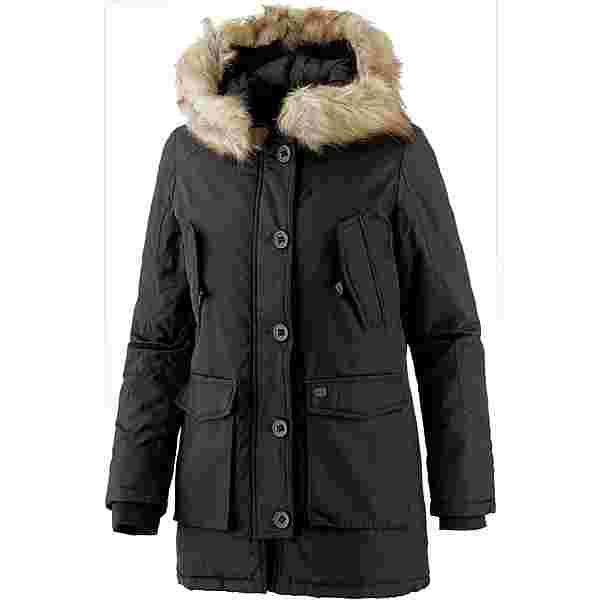 LTB Dosifo Coat Parka Damen black