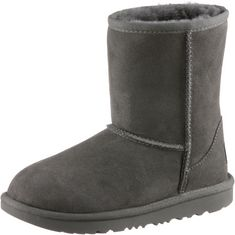 Ugg K. Classic Stiefel Kinder grey