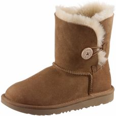 Ugg K Bailey Button Stiefel Kinder chestnut