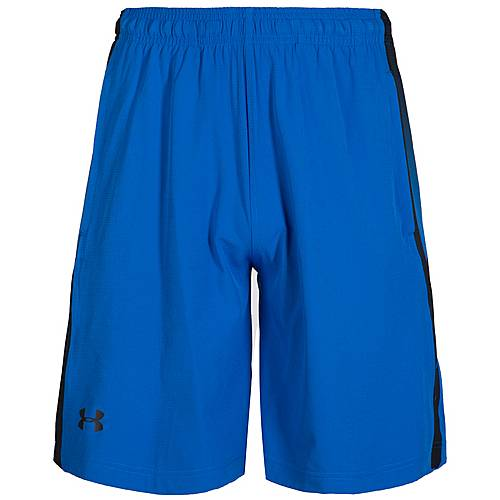 Under Armour HeatGear Supervent Shorts Herren blau / schwarz