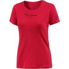 Pepe Jeans T-Shirt Damen royal red