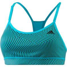 adidas Strappy Sport-BH Damen blau