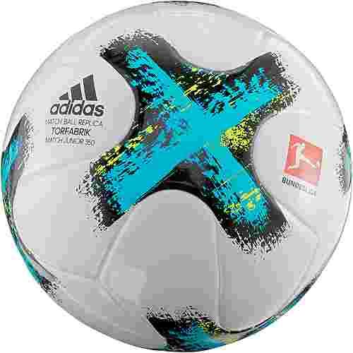 adidas Torfabrik 17/18 350gr. Fußball white