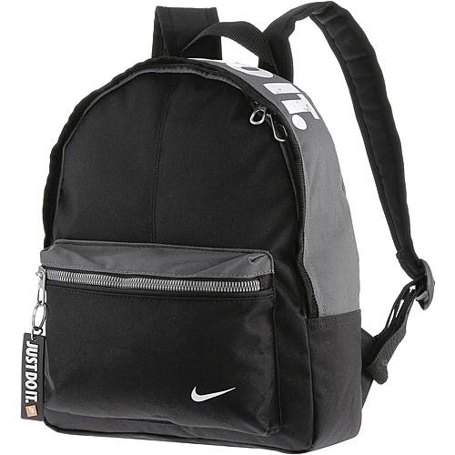 Nike Daypack Kinder BLACK/DARK GREY/WHITE