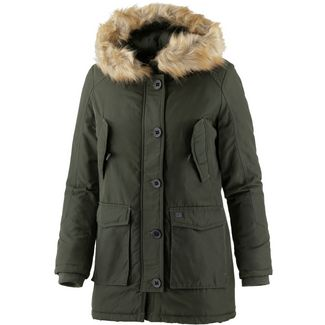 LTB Dosifo Coat Parka Damen grape leaf
