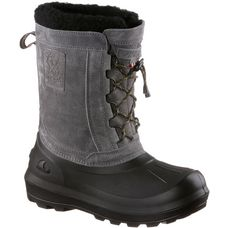 Viking Svartisen Winterschuhe charcoal-black