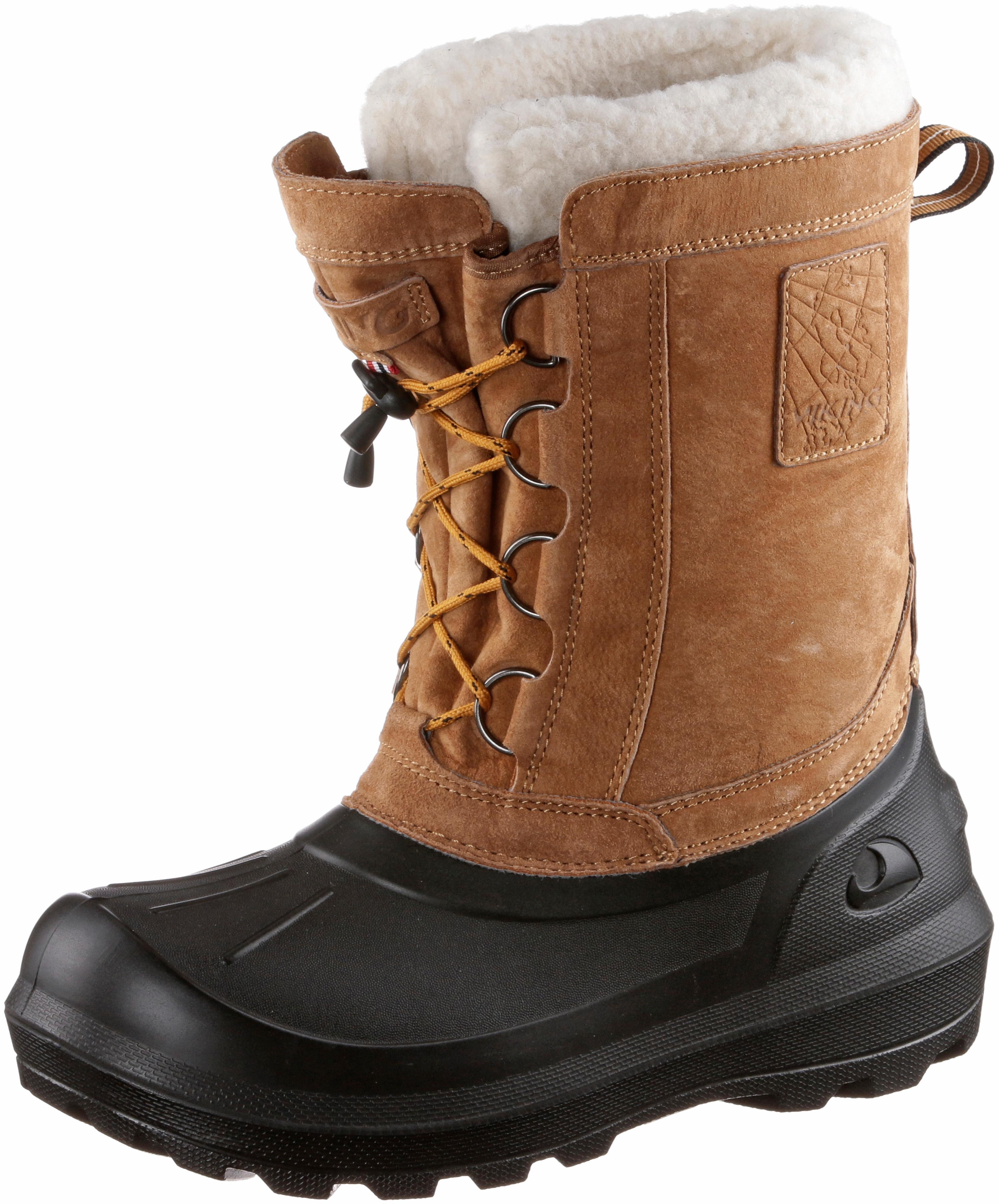 Viking Svartisen Winterschuhe mustard-schwarz im Online Shop von SportScheck kaufen Gute Qualität beliebte Schuhe