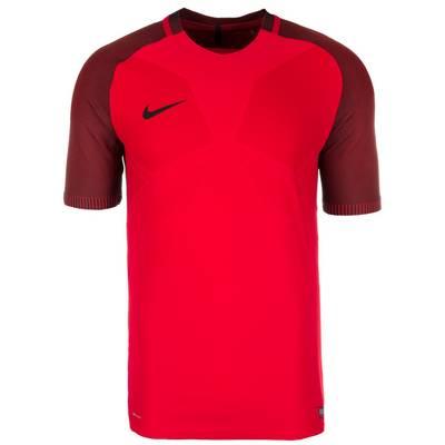 Nike Vapor I Fußballtrikot Herren rot / schwarz