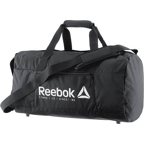 Reebok Found Sporttasche schwarz