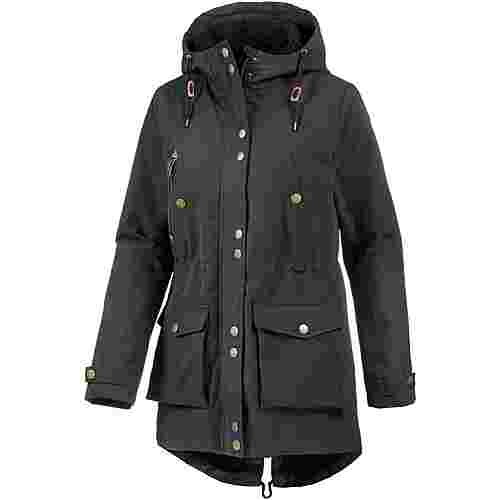 Volcom WALK ON BY Parka Damen BLACK