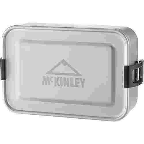 Mc Kinley Campinggeschirr silber