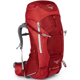 Osprey Ariel AG 65L Trekkingrucksack Damen picante red