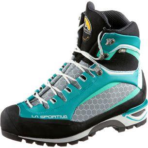 La Sportiva Trango Tower GTX Alpine Bergschuhe Damen emerald