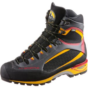 La Sportiva Trango Tower GTX Alpine Bergschuhe Herren black yellow