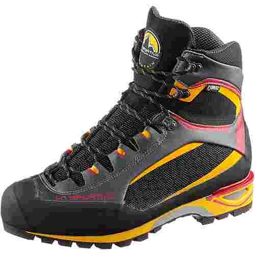 La Sportiva GTX® Trango Tower Alpine Bergschuhe Herren black yellow