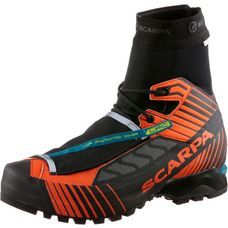 Scarpa Ribelle Tech OD Alpine Bergschuhe Herren black-orange
